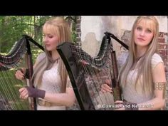 GAME OF THRONES Theme (Harp Twins electric) Camille and Kennerly I have no idea what this song is from, but it's pretty