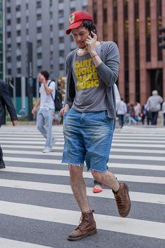 Street Style masculino São Paulo - Av. Paulista