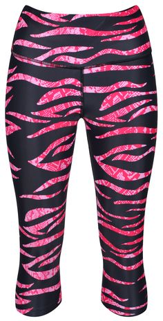 Go Wild Over Tikiboo's Zebra Cobra Blush Length Pants, Bringing Animal Spirit To Our Activewear! This Original Stripes And Scales Design Brightens Up Colder Mornings Or Nights With Its Funky Colourway. Shop The Collection Online Today. Free Workout, Spirit Animal, Glutes, Mornings, Activewear, Zip Ups, Core, Tights, Blush