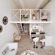 8 trików powiększających przestrzeń - Wnętrza - Aranżacja i wystrój wnętrz - Dom z pomysłem