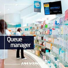 What can we do for you? ... With our Queue manager you can offer preferential treatment to your clients and liven up your stay in your business.  We know how to make a circuit successful if you want to know more contact us via e-mail at info@imvinet.com or visit our website www.imvinet.com #digitalboards #digital #digitalsignage #menuboards #informations #tecnology #ds #dooh