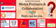 Artificial Intelligence, Machine Learning Collaborators and media Partners Deep Learning, Forensics, Artificial Intelligence, Machine Learning, Conference, Dubai, Insight, Digital, Business