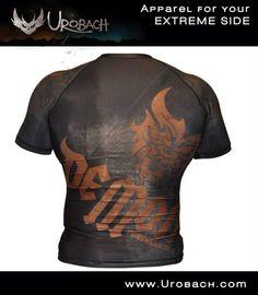 :( last few of our beloved demon Fightwear rash guards are available at www.demonfightwear.com.au
