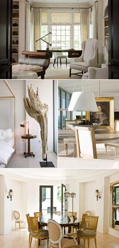 "Darryl Carter | Local Designers Make ""Architectural Digest's"" Latest AD100 List | Home Design | Washingtonian"