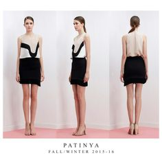 PATINYA RTW, FW2015-16 Collection. Look 45 : Atrya top Size: Freesize Color: Nude Fabric: Metallic silk  Bruges skirt Size: S,M,L Color: Black, Blue, Pink Fabric: Pique @patinya_official @guitarpatinya www.patinyabkk.com #patinya #patinyaofficial #patinyabkk #fashion #dress #dresses #THAIDESIGNERS #theoptimisticvibes