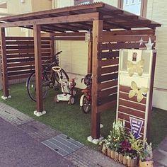 Bike Storage, Shed Storage, Outside Storage, Outdoor Storage, Pergola, Gazebo, Bike Shelter, Pallet Building, Small Sheds