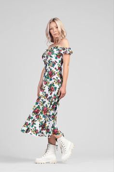 Short Sleeve Dresses, Dresses With Sleeves, Summer Dresses, Floral, Casual, Flowers, Fashion, Florals, Moda