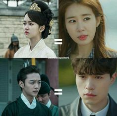 Goblin :The Lonely and Great GodSunny=Queen-Grim Reaper =King