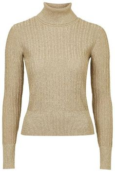 Huntly Knitted Polo Jumper by Unique