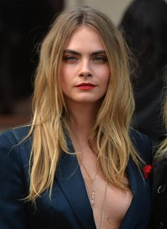 I got Cara Delevingne! Are You More Cara Delevingne Or Karlie Kloss? You're as cool as can be. You're never afraid to be yourself, even if it that means acting a bit crazy. People love being around you because you're fun and always have a good time. Wedge Hairstyles, 2015 Hairstyles, Older Women Hairstyles, Hairstyles With Bangs, Girl Hairstyles, Everyday Hairstyles, Bouffant Hairstyles, Beehive Hairstyle, Updos Hairstyle