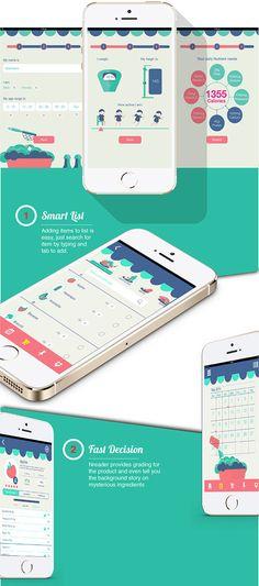 Nreader App on Behance