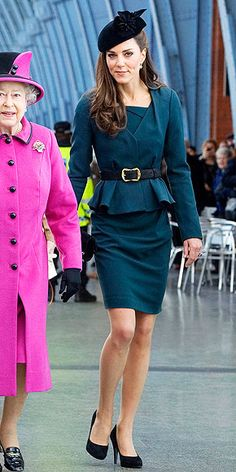 WELL SUITED photo | Kate Middleton