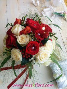 Wedding bouquets rose