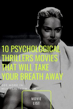 10 Psychological Thrillers Movies That Will Take Your Breath Away - Movie List Now