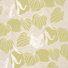 Lily Damask Curtain Fabric