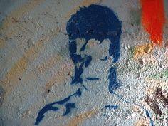 David Bowie – Reykjavík, Iceland. [via Observe The Banana]