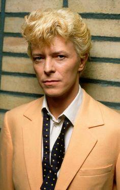 """David Bowie """"Lets Dance"""" 1983"""