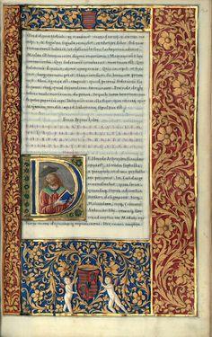 Bibliotheca Corviniana - Cod. Lat. 417 - Philostratus: Heroica