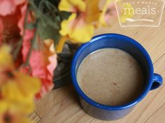 Pumpkin Spice Latte (on a budget) | Once A Month Meals | Freezer Cooking | OAMC
