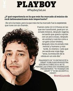 """Recuerdo que quería copular con un pino."" #Cerati Soda Stereo, Perfect Love, My Love, El Rock And Roll, Rock Band Posters, Ian Curtis, Ron Woods, Film Music Books, Rock Bands"