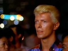 """David Bowie's """"Heroes"""" and Singapore Chinese Street Opera (or 'Wayang') Film footage of David Bowie singing """"Heroes"""" live during his """"Serious Moonlight"""" concert tour is juxtaposed with a Singapore Chinese Street Opera (otherwise known as 'Wayang') performance. Extracted sequence from the documentary film """"Ricochet"""" (released in 1984), directed by Gerry Troyna. RIP David Bowie♥"""