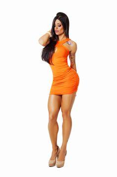 Orange is the new black!!  www.mbardot.com.br