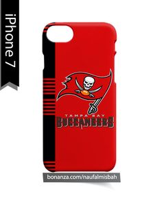 Tampa Bay Buccaneers Line iPhone 7 PLUS Case Cover Wrap Around