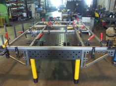 Welding table for sale, DCT welding table for sale, welding clamps, welding table, welding jig clamp