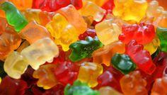 Bio-Gummibärchen selber machen mit Gelatine Ersatz