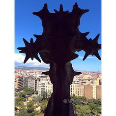 A stunning view awaits across Barcelona when you ascend the towers in Sagrada Familia Best Vacation Spots, Best Vacations, Love Photography, Travel Photography, Antoni Gaudi, Stunning View, Wanderlust Travel, Continents, Cool Places To Visit