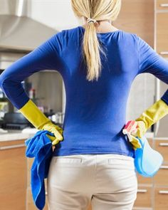 Turning housework into a workout