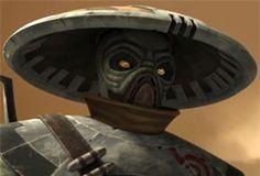 Embo était un chasseur de primes kyuzo qui participa, pendant la Guerre des Clones, à des escarmouches sur Felucia.