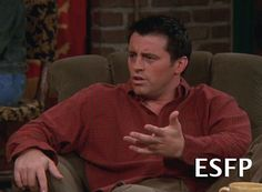 """Friends"" and ""How I Met Your Mother."" Myer Briggs Personality Type"