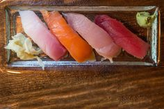 Are These the 21 Best Sushi Spots in America? @jcamille4 there are some locations in Portland and Seattle just in case you want sushi!! :)