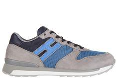 HOGAN REBEL MEN'S SHOES LEATHER TRAINERS SNEAKERS ALLACCIATO R261. #hoganrebel #shoes #