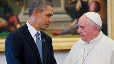 Fotos delpapa francisco y obama | En Cuba, son fans del Papa Francisco y Obama: Encuesta