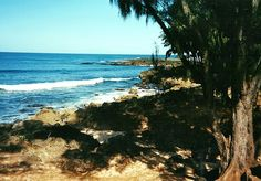 Lanaiki Beach
