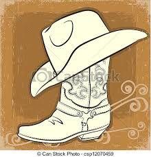 bottes de cowboy dessin - Recherche Google