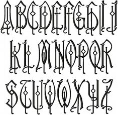Tattoo Lettering Styles, Graffiti Lettering Fonts, Chicano Lettering, Tattoo Fonts, Calligraphy Tattoo, Lettering Design, Calligraphy Letters Alphabet, Hand Lettering Alphabet, Graffiti Alphabet