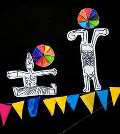 Projet « Cirque » pour l'école maternelle de Montaure