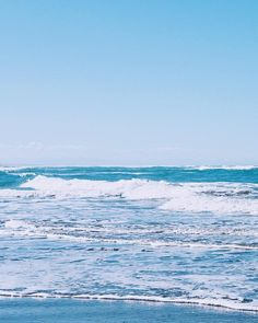Wave after wave  #newzealand #christchurchnz #southislandnz #oceanlover #vacationvibes