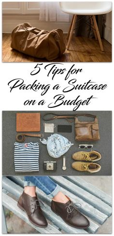 5 Tips for Packing a Suitcase on a Budget - Postcards & Passports