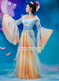 Ancient Chinese Tang Dynasty Beauty