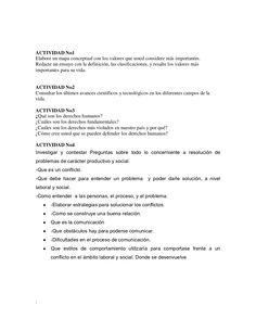 Actividades proyecto de vida by edderssito via slideshare