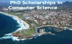 PhD Scholarships in Computer Science at UOW in Australia, and applications are submitted till 17th October, 2014. Applications are invited for PhD positions in computer science at University of Wollongong. - See more at: http://www.scholarshipsbar.com/phd-scholarships-in-computer-science.html#sthash.aHMfb1DH.dpuf
