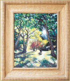by Joni Mitchell Music Painting, Art Music, Joni Mitchell Paintings, We Are Golden, My Love Song, T Art, Autumn Trees, Illustration Art, Illustrations