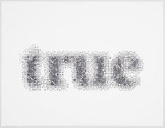 Print, Seeing through Circles, 2013