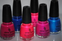 China Glaze Neons part 2 (2)