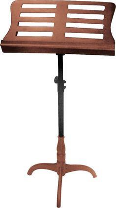 37 best wooden sheet music stands images sheet music stand desk rh pinterest com