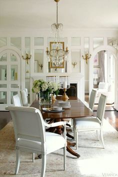 Freshen your Home for the New Year {Part II- mirrors}